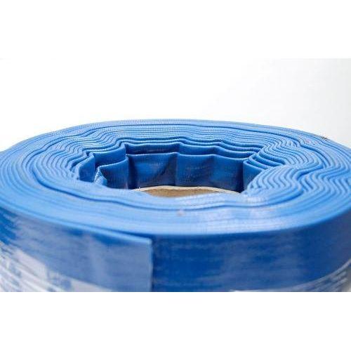 MANGA DICKSON PVC/TELA 3' CHATA AZUL (X METRO)