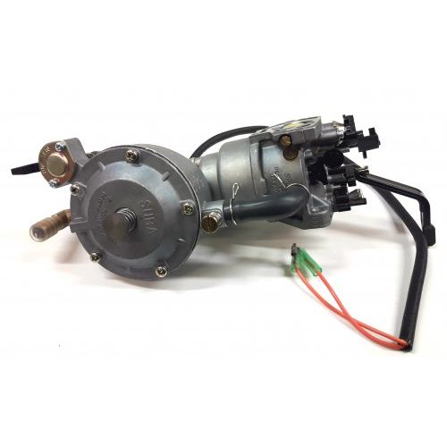 CONVERSOR A GAS MOTOMEL P/GRUPO ELECTROGENO M10000