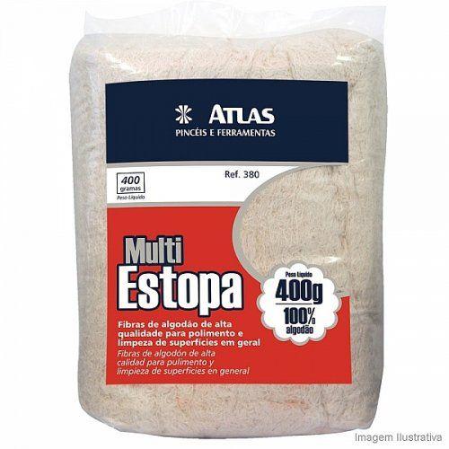 ESTOPA ATLAS AT380 400 GRS