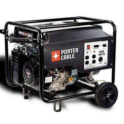 GRUPO ELECTROGENO PORTER CABLE PCI-5000W