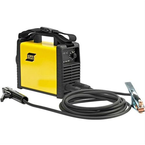 SOLDADORA CONARCO ESAB INVERTER BUDDY ARC 145