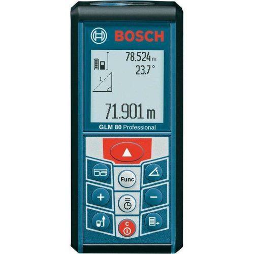 MEDIDOR DE DISTANCIA LASER BOSCH 80MT GLM80 010723