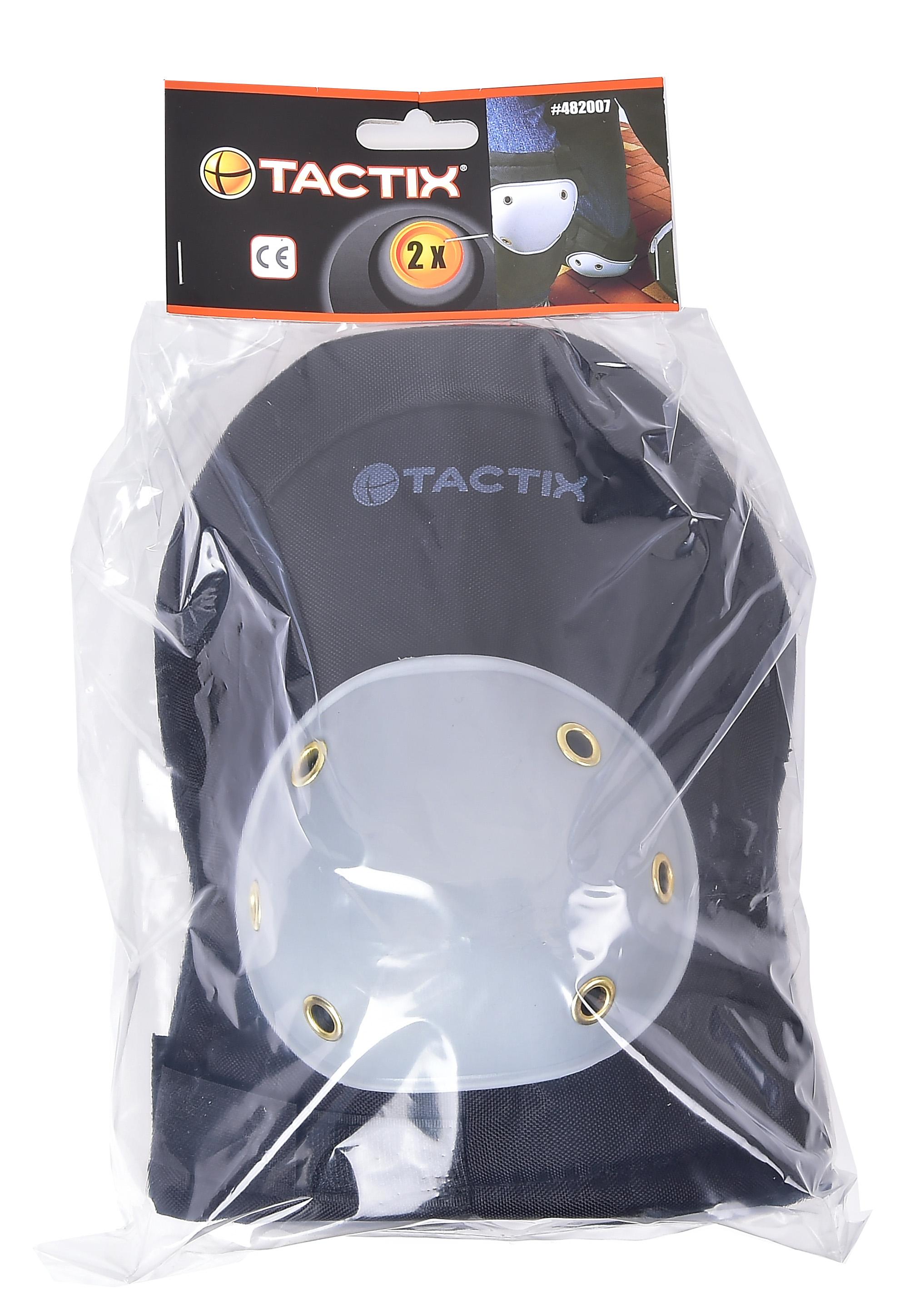 RODILLERAS TACTIX ECO TX482007