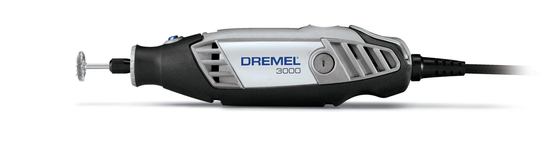 MINITORNO DREMEL 3000 26 ACCESORIOS + ACOPLE