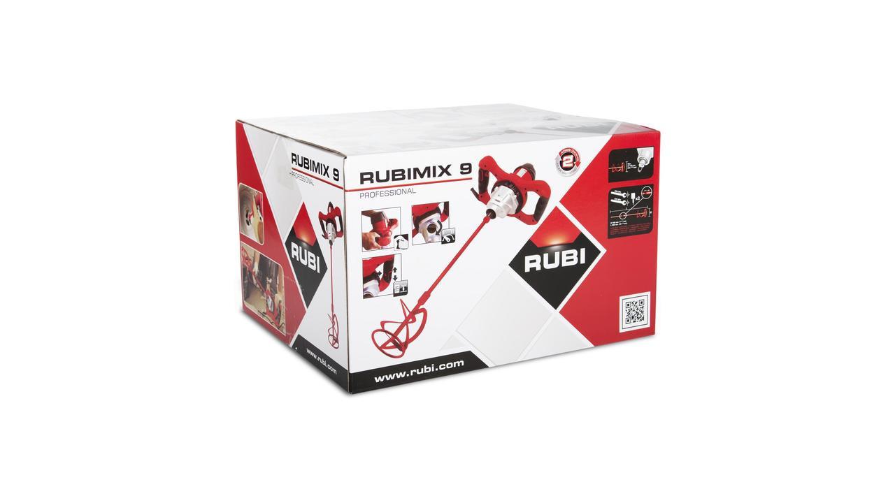 MEZCLADOR RUBI MIX-9 ELECTRICO 25940
