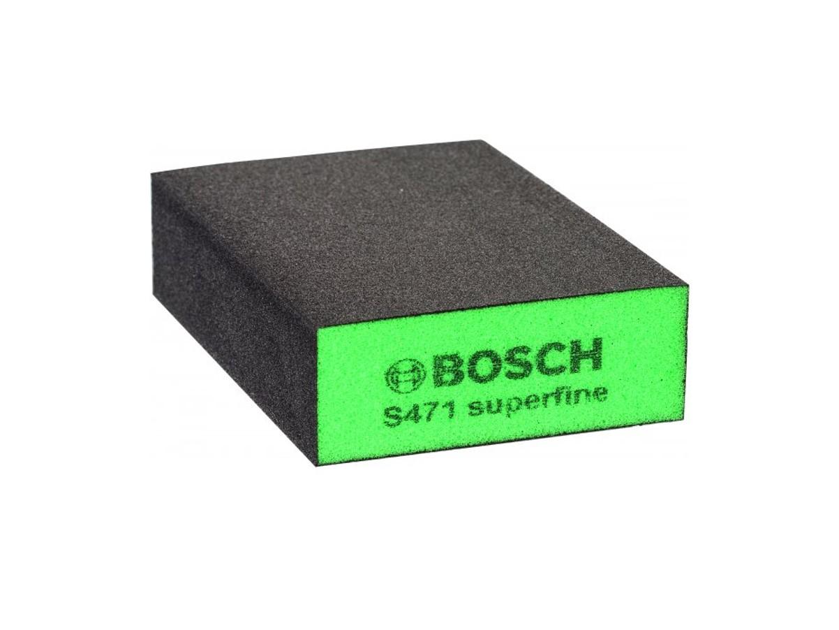ESPONJA ABRASIVA BOSCH SUPERFINE S471 608228