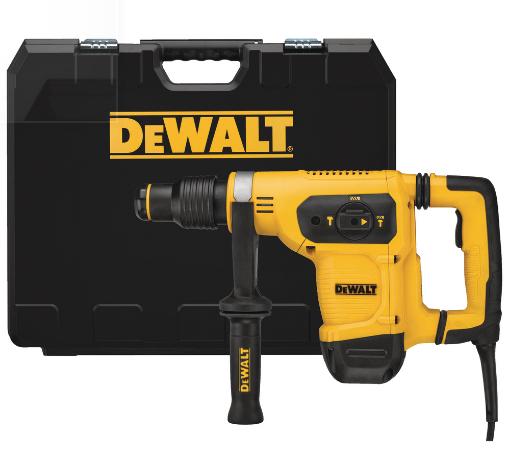 ROTOMARTILLO DEWALT D25481K SDS MAX 1050W 5.9KG 6.1J