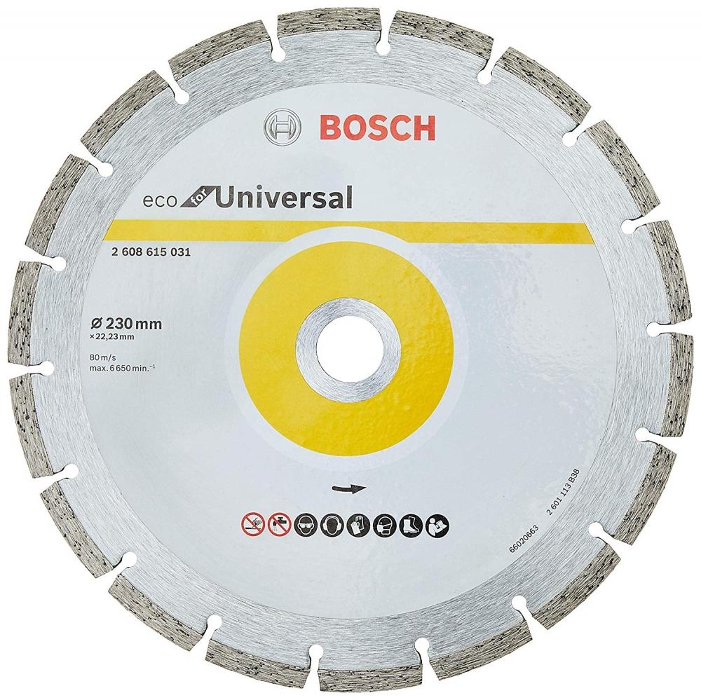 DISCO DIAM BOSCH 230MM SEGM ECO 615031