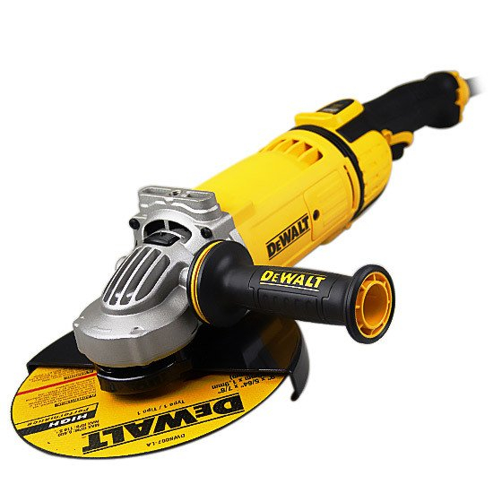AMOLADORA ANGULAR DEWALT 9' 2700W DWE4579 EMBRAGUE ELECTRONICO