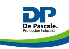 GUANTE NITRILO DE PASCALE 1/2 BAÑO AZUL LONA 11255