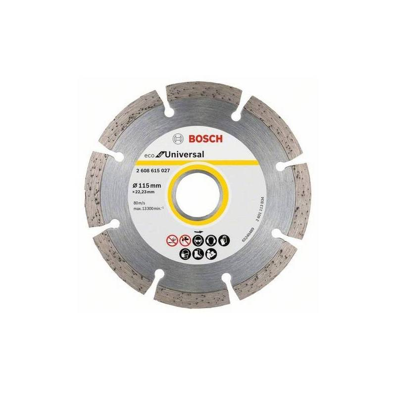 DISCO DIAM BOSCH 115MM SEGM ECO 615027