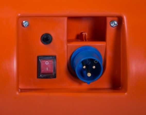 """HORMIGONERA """"DEPER"""" COMPACT 190 160LTS 1HP MONOF"""