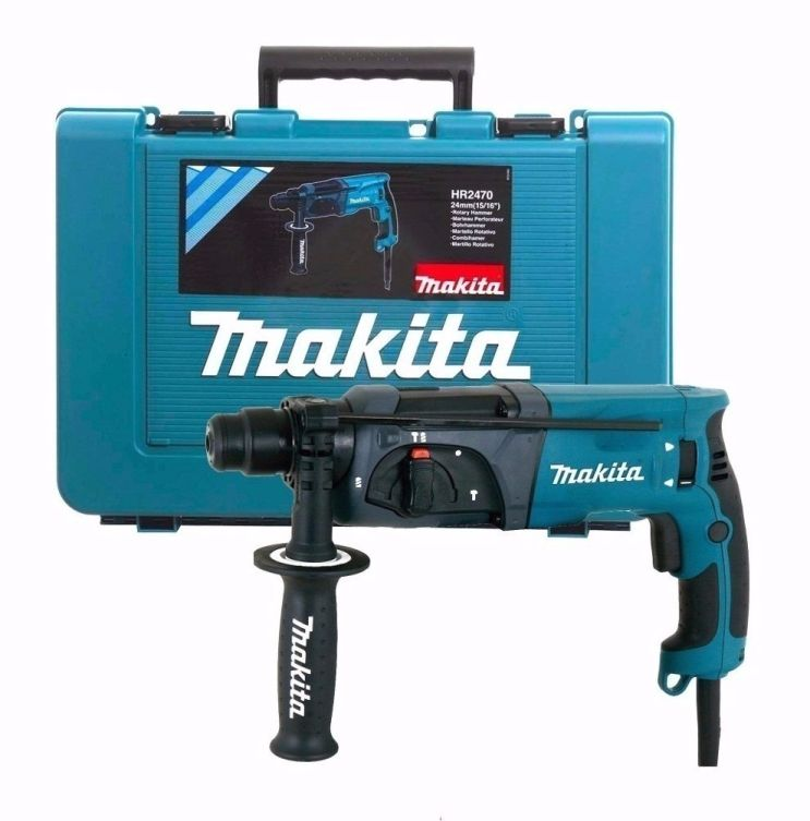 ROTOMARTILLO MAKITA HR2470 SDS PLUS 780W