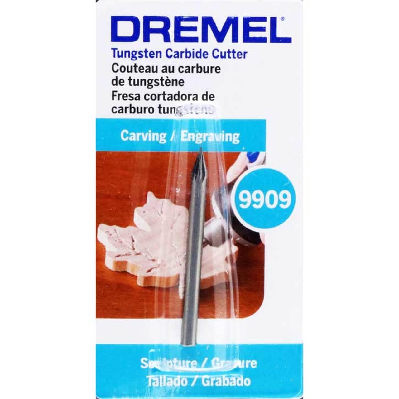 """FRESA CONICA DREMEL 9909 1/8"""""""
