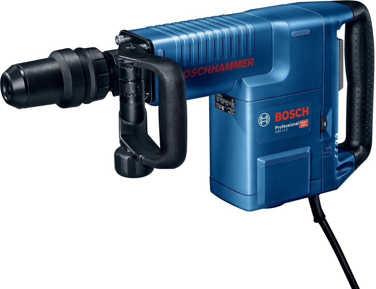 MARTILLO BOSCH GSH 11E DEM. SDS MAX 1500W 11316